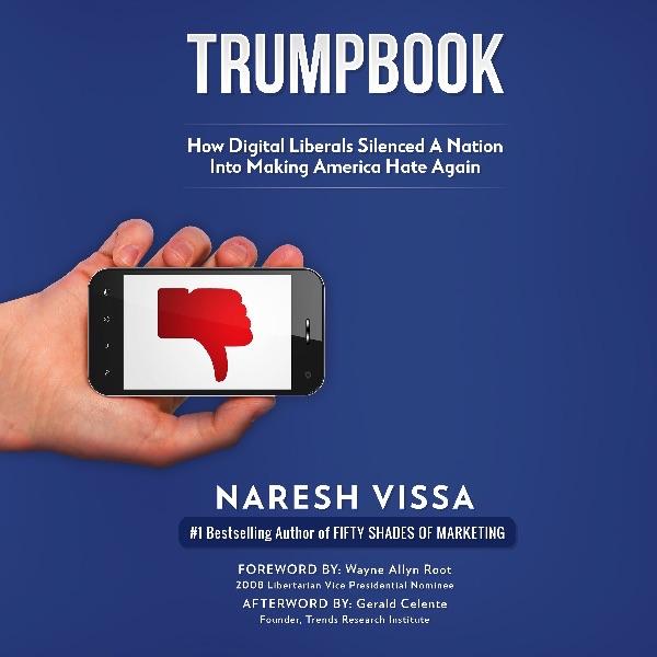 Fifty Shades of Marketing by Naresh Vissa